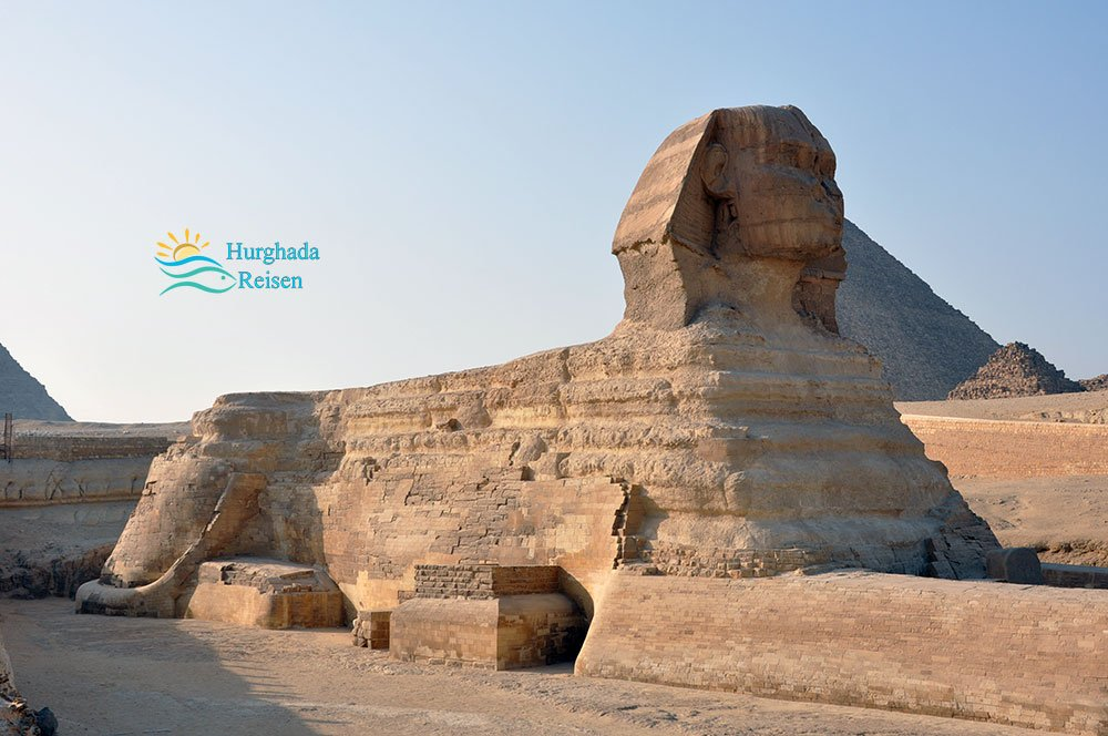 Cairo by plane from Hurghada 175 € | One Day Trip Cairo Excursion