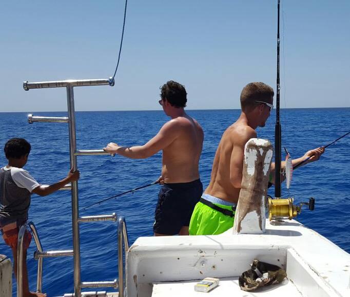 Wędkowanie w Hurghadzie 25 € Jedna z najlepszych wypraw morskich