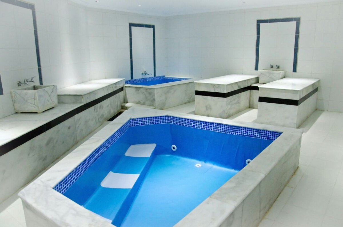 Hurghada Hammam and Best Turkish Bath in Hurghada Egypt 25€