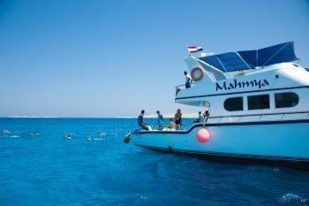 Wyspa Mahmya Hurghada giftun egipt 60 € I nic dziwnego!