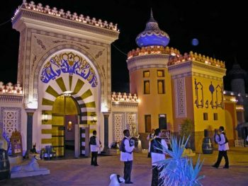 Alf Leila Wa Leila Show 25 € - Best Arabian nights in Hurghada