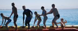 hurghada wyspa giftun 22 € wybrzeżu Morza Czerwonego