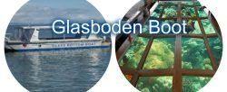 łódź ze szklanym dnem Glass Boat Hurghada 10 € | will take you to the most beautiful coral reef