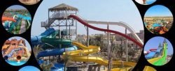 Jungle Aqua Park Hurghada 35 € - 36 different water slops