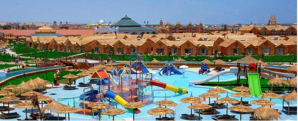 аквапарк Джунгли