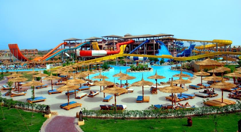 Jungle Aqua Park w Hurghadzie 35 € Na jeden dzień