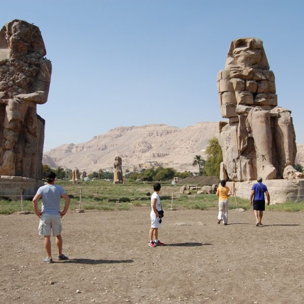 Hurghada to Luxor day trip by bus