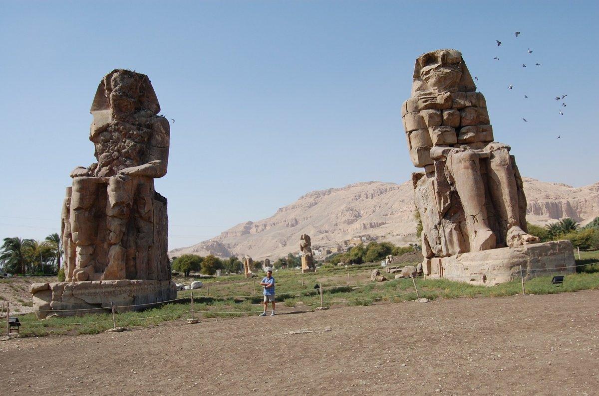 Luksor autobusem z noclegiem Hurghada 120 € prawdziwej perle Egiptu