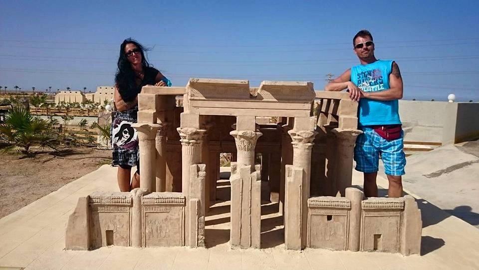 MiniEgiptPark Podczas pobytu w Hurghadzie 30 €