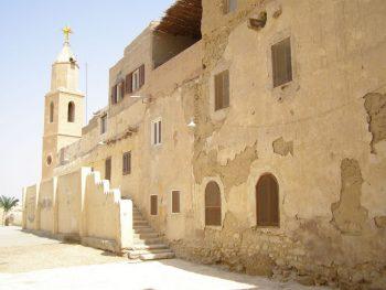 Klasztory św. Antoniego 50 € | najstarszego klasztor w Egipcie