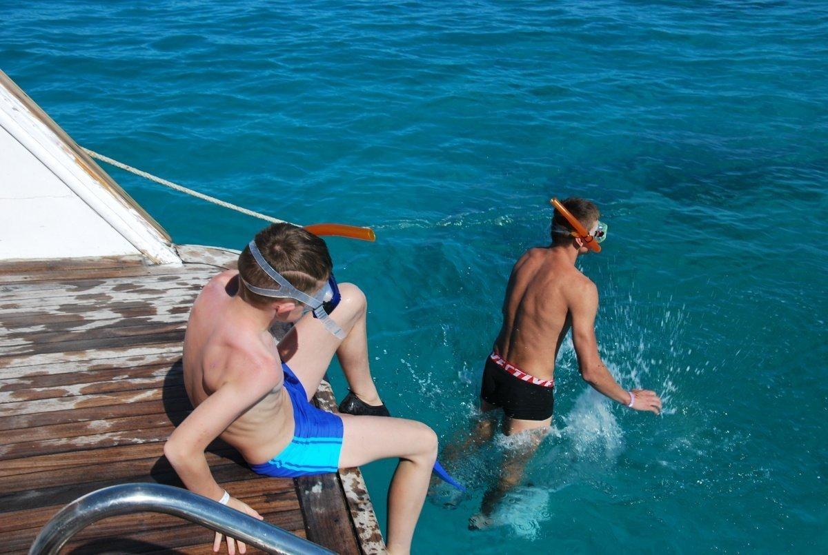 остров Утопия Одна из самых любимых экскурсий