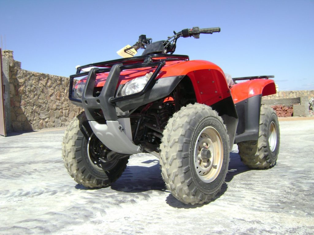 Sunset Desert Safari by Quad Bike 20 €
