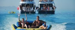 Super Giftun Island Trip Hurghada 22 € | Best water sport activities