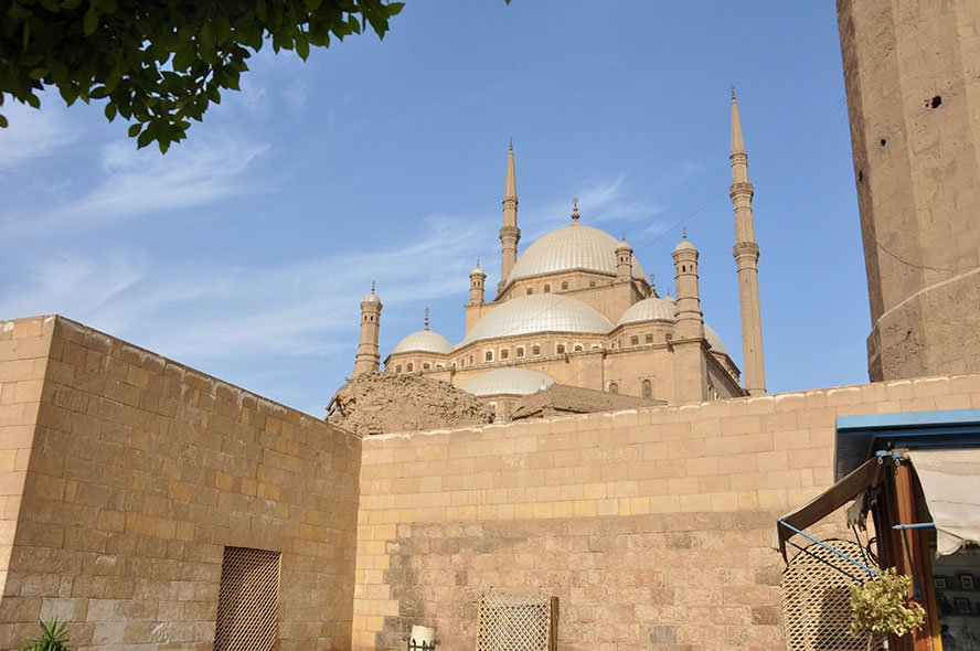 Islamic Cairo historic city center is home to numerous sightseeing places