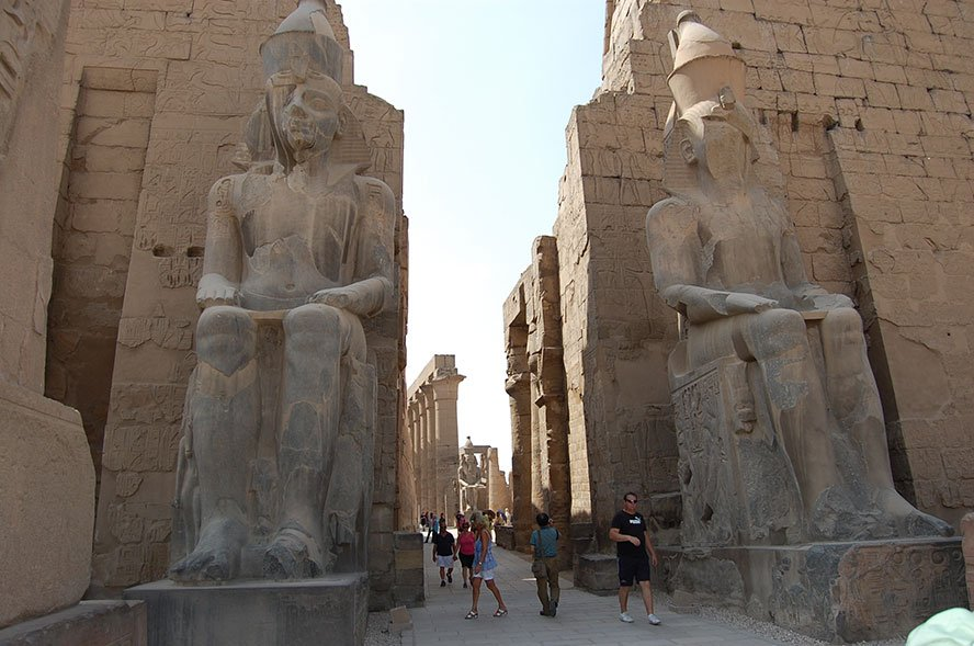 Karnak Temple luxor largest temple complex in Egypt