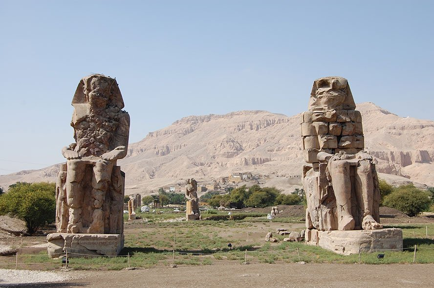 Memphis Egypt former capital of Egypt during the Old Kingdom