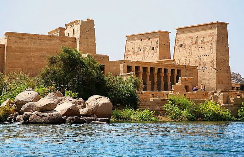 Philae temple Its reputation preceded the temple Aswan attractions