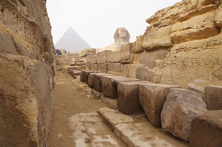 Sphinx Valley Tempel