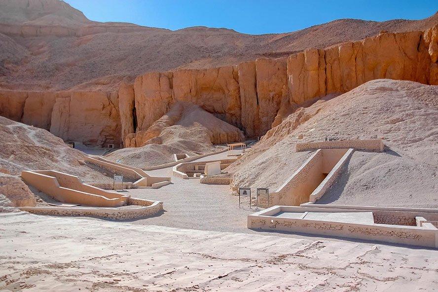 Tal der Könige Luxor