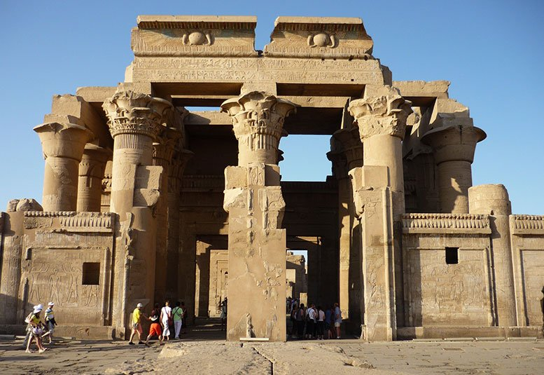 Temple of Kom Ombo is another historic sight in Upper Egypt